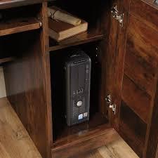 Oak Corner Computer Desk With Hutch by Desks Corner Desk With Drawers Computer Desks For Small Spaces