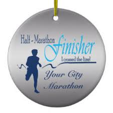 half marathon race finisher gifts on zazzle