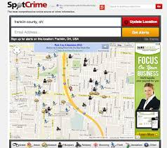 Crime Mapping Com Spotcrime The Public U0027s Crime Map August 2013
