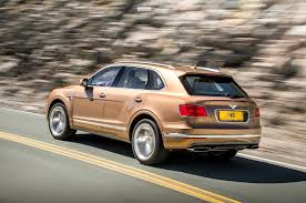 bentley bentayga exterior new 2017 bentley bentayga 7299 cars performance reviews and