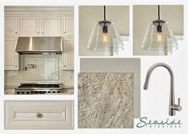 Kitchen Design Boards by Seaside Interiors Kitchen Remodel Design With Touches Of