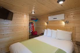Cabin Beds With Sofa by Chula Vista California Cabin Accommodations San Diego Metro Koa