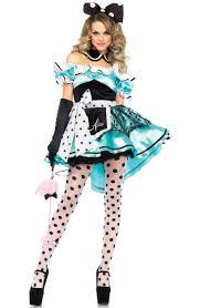alice in wonderland deluxe costume women u0027s alice costume