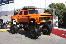 bronco trophy truck truck trend u0027s best of the 2016 sema show
