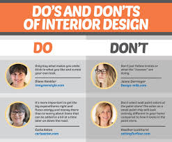 home design do s and don ts 19 stripped essential interior design design 101