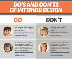 home design do s and don ts 19 stripped essential interior design design 101