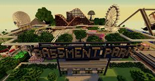 America Minecraft Map by Minecraft Amusement Park Minecraft Pinterest Amusement Parks
