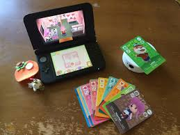 hello everyone marc here and this are the amiibo cards for animal