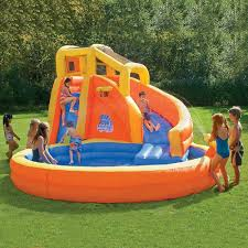 Backyard Inflatables Best Outdoor Inflatable Water Slide Home Outdoor Decoration