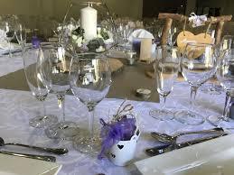 table mariage décoration de table pour mariage thème chêtre parme avignon