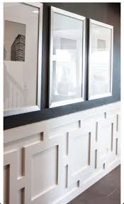 modern wainscoting super easy step by step instructions for modern