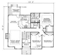 bi level house plans with attached garage simple open ranch floor plans style villa house