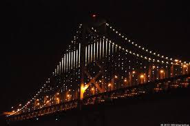 Bay Bridge Lights Light It Up Epic Led Show To Wrap Sf Bay Bridge In Swirls And