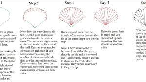 How Ro How To Draw A Seashell Seashells Video Dailymotion