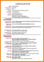 resume format pdf indian 10 latest cv format 2017 india sephora resume