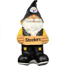 steelers steelers sign gnome