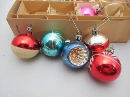 vintage christmas ornaments 21 ornaments 1 1 4