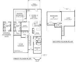 modern style house plan beds baths sqft idolza