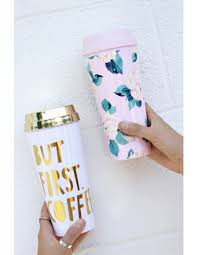 but first coffee thermal travel mug ban do bando coffee mug