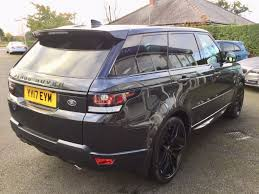 hse land rover 2017 2017 land rover range rover sport sdv6 hse dynamic