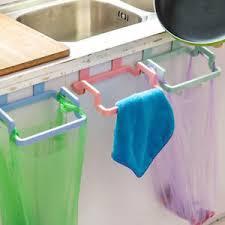 plastique cuisine support sac poubelle cuisine ramassage des ordures déchets