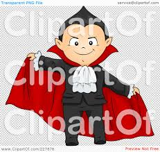 halloween vampire background royalty free rf clipart illustration of a halloween boy in a