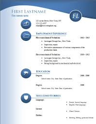 Completely Free Resume Template How To Download And Use Our Templates U2013 Free Cv Template Dot Org