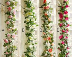 Fake Flowers For Home Decor Wedding U0026 Event Supplies Artificial Flowers By Handcraftsinstudio