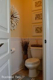 Half Bathroom Paint Ideas by 17 Best Bath Images On Pinterest Bathroom Ideas Pedestal Sink