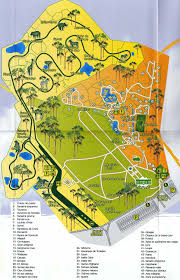 La Zoo Map Index Of Zoos Europe France Thoiry Maps