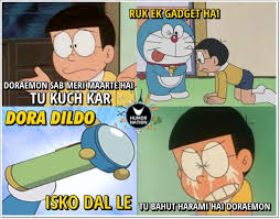 Ruined Childhood Meme - hilarious doraemon memes that will ruin your childhood make the