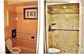 bathroom remodeling ideas before and after before and after photos the renovation company