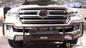 toyota land cruiser interior 2017 2016 toyota land cruiser sema edition trd exterior interior