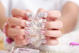 nail designs with pearls image collections nail art designs