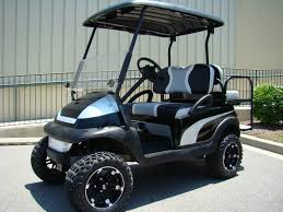 ever ready to go with the new way to travel with golf carts