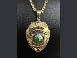 necklace with photo pendant images Custom police badge pendant custom custom jewelry from smith jpg