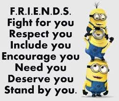 imagenes amistad minions minions more quotes to friends pinterest frases amigos y amistad