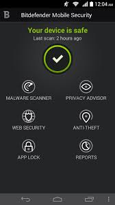 mobile security antivirus for android bitdefender mobile security and antivirus for android review