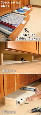 Best  Under Cabinet Storage Ideas On Pinterest Bathroom Sink - Idea kitchen cabinets