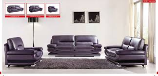 leather sofa living room amazon com esf modern 2757 full purple italian leather sofa set