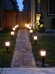 Backyard Landscape Lighting Ideas - exterior designs eye catching exterior landscape lighting ideas