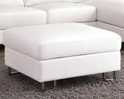 White Storage Ottoman Sofa White Ottoman Storage Box Tufted Ottoman Coffee Table White