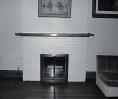 Trim Around Fireplace by Brick Fireplaces With Tv Above Tv Install Installation Of Tv