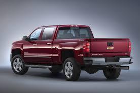 2015 Chevrolet Silverado Hd 2015 Gmc Sierra Hd First Look Motor