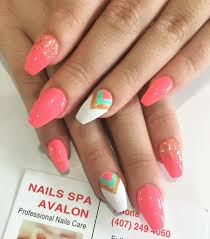 nails spa avalon home facebook