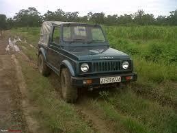 maruti jeep raising a jeep u0027s ground clearance options page 13 team bhp