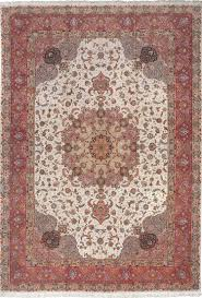 click here to view this intricate and fine large vintage tabriz