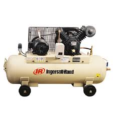 7 5hp ingersoll rand 2 stage electric air compressor 21cfm caps