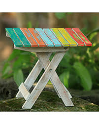 accent table sale spring sale wood folding accent table beach side picnic indonesia
