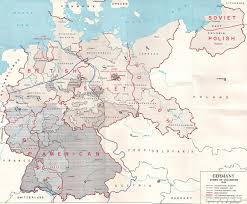 Gang Map Usa by During The Occupation Of Germany Wikipedia